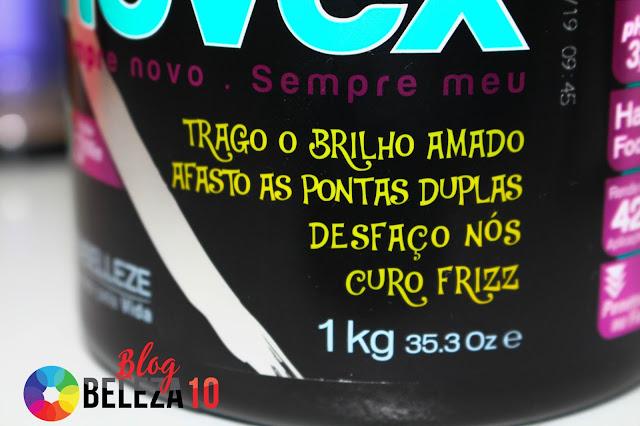 RESENHA SANTO BLACK PODEROSO NOVEX