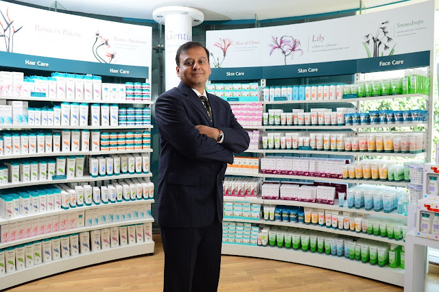 Mr. Rajesh Krishnamurthy, Business Head, Consumer Product Division, The Himalaya Drug Company1