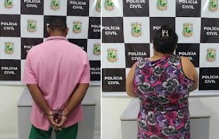 Pai e mãe são presos suspeitos de estuprar quatro filhas em Fortaleza
