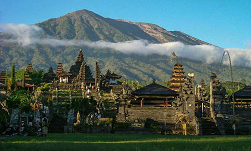 Mount Agung Volcano Bali