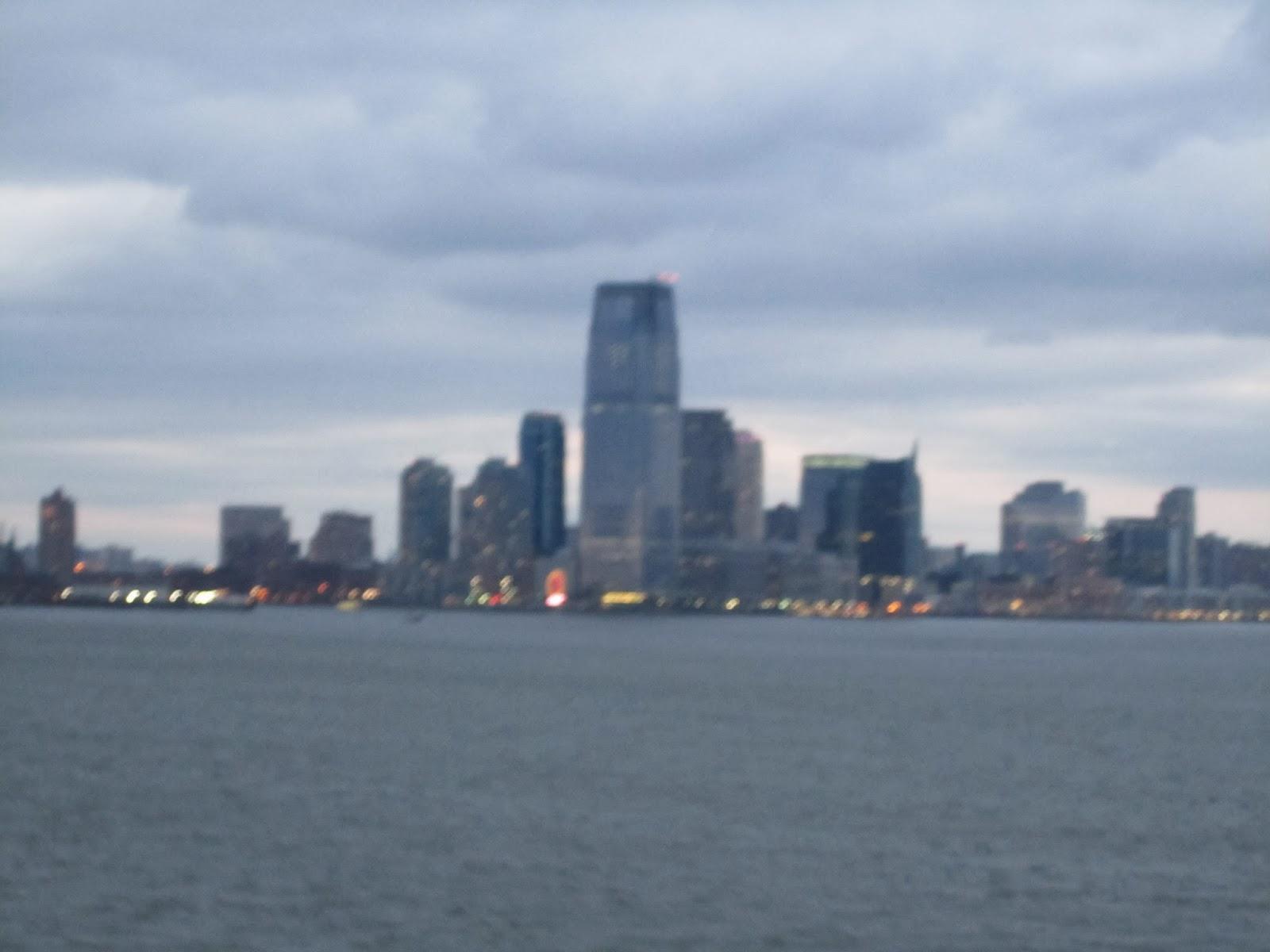 new york skyline,