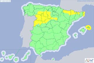 Desactivan avisos por vientos en Canarias, 8 enero