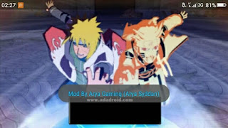 Download Naruto Senki Mod Revolution AS by Arya Syddan Apk Update 2019