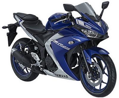 Spesifikasi Yamaha R25