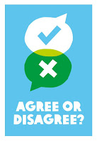 """Oxfam's """"Agree or disagree?"""" card deck"""
