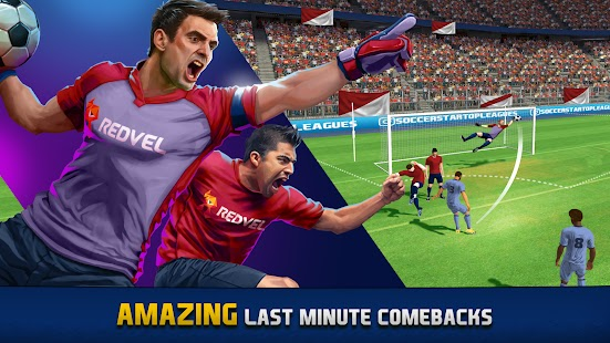 Soccer Star 2020 Top Leagues Apk+Data Free on Android Game Download