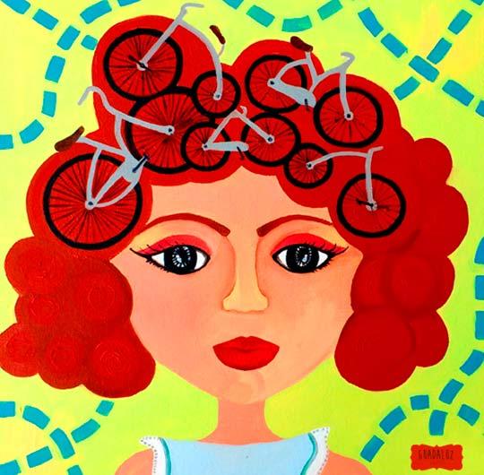 Ilustración de Guadalupe Gil
