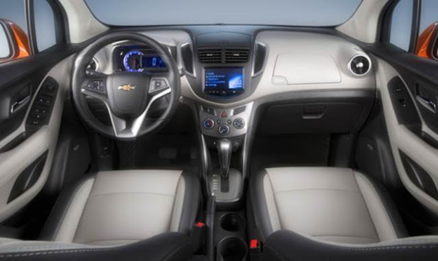 2018 Chevy Trax Specs, Rumors