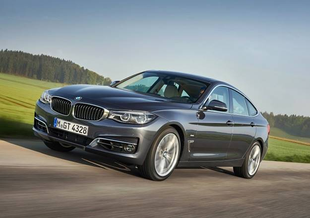 2018 BMW 3 Series GT Six-Speed Manual and Eight-Speed Steptronic Transmissions