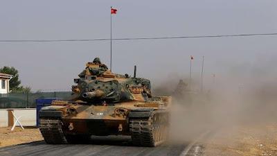 القوات التركية تتوجه نحو البحر المتوسط بعد تحذير مصر