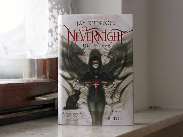 Nevernight: Die Prüfung von Jay Kristoff