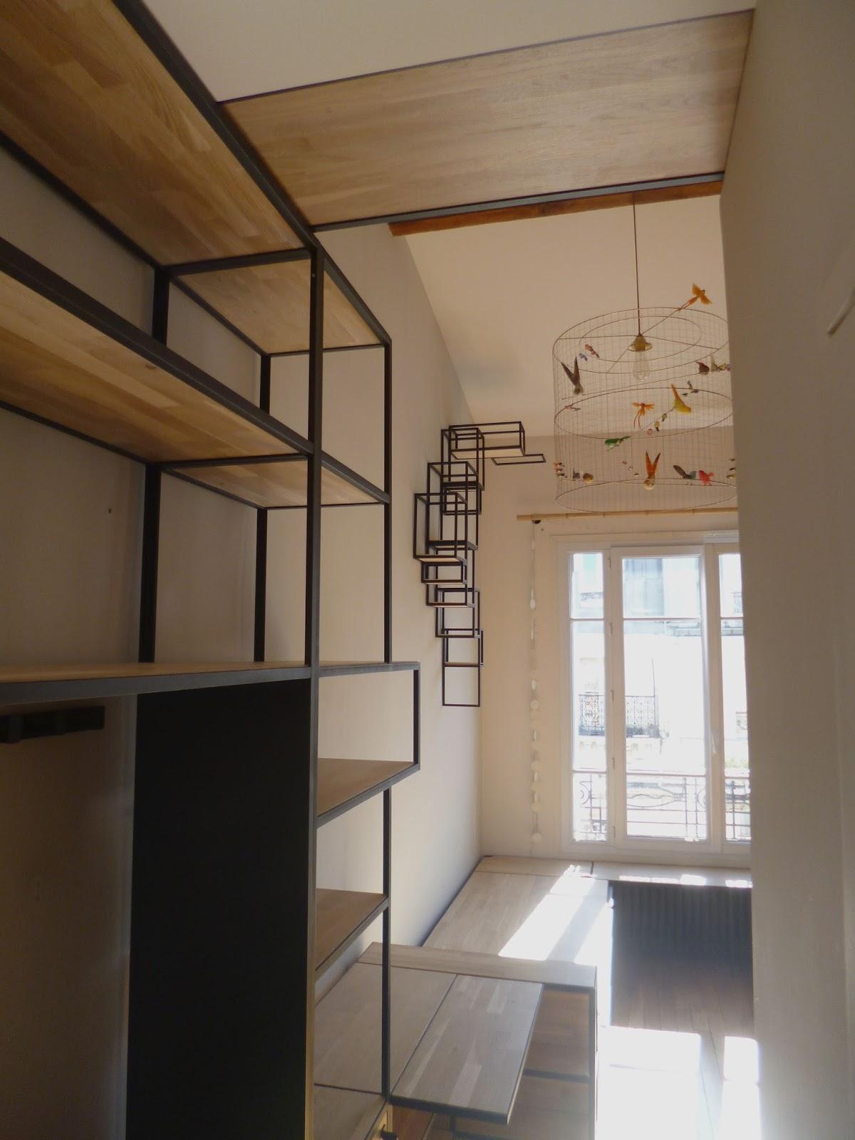 blog de la maison de l 39 imaginarium l 39 ambiance factory 100 sur mesure meuble industriel. Black Bedroom Furniture Sets. Home Design Ideas