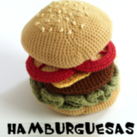 http://patronesamigurumis.blogspot.com.es/2017/11/hamburguesas-amigurumi.html