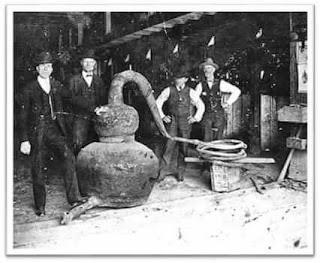 distilleria clandestina