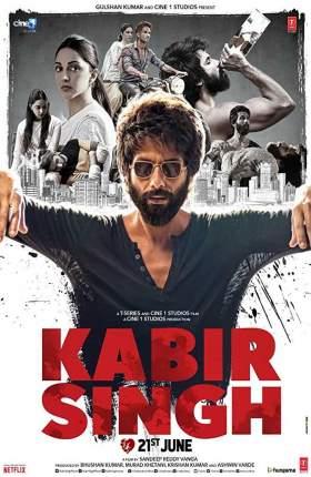 Kabir Singh 2019 Hindi Official Trailer 1080p HD Download