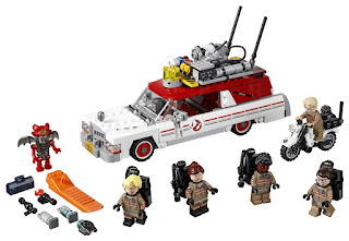Ghostbuster Toys