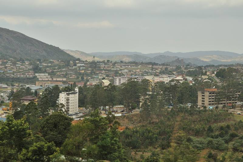Resultado de imagen de lobamba city