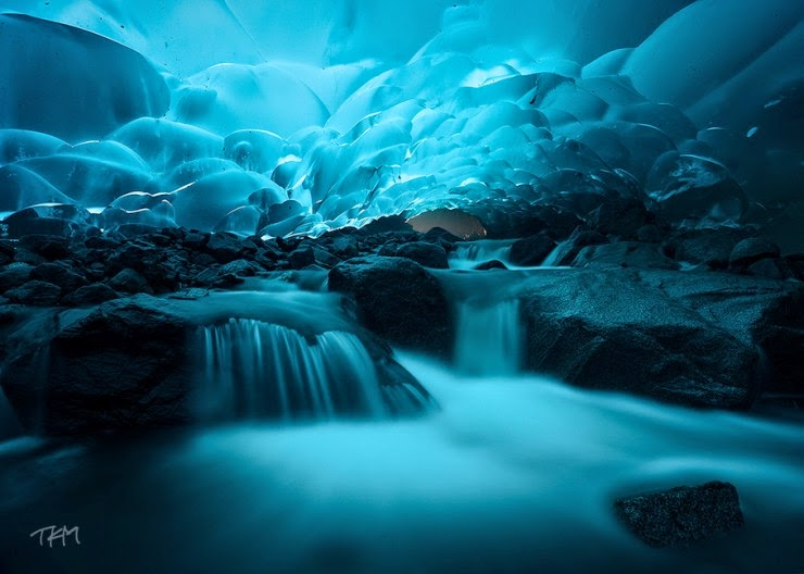 Top 10 Ice Caves In The World Snow Addiction News
