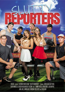 Slutty Reporters Vol. 1 (2014)