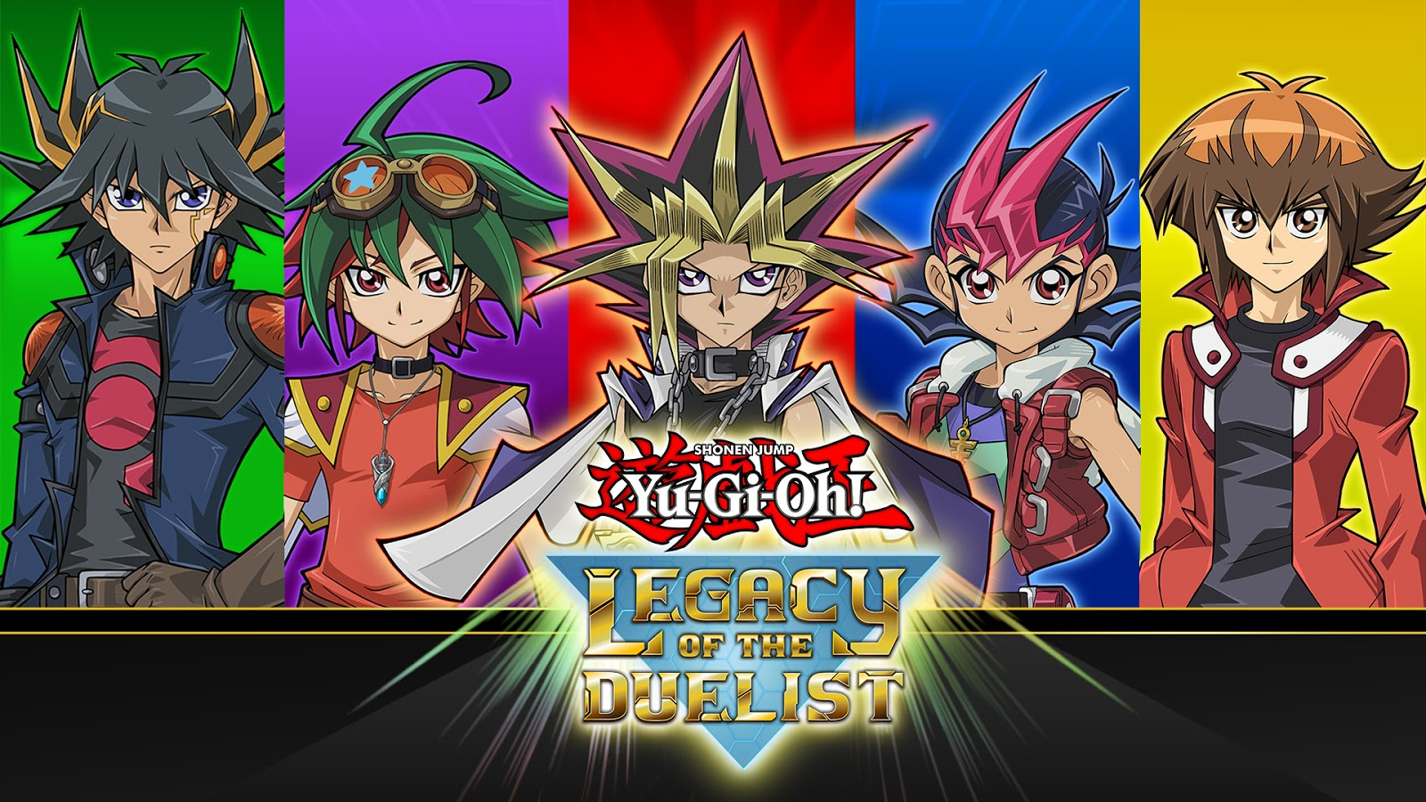 Download Game Yugioh Legacy Of The Duelist