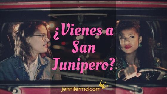 Cómo escribir un romance gay o lésbico en tu libro: San Junipero
