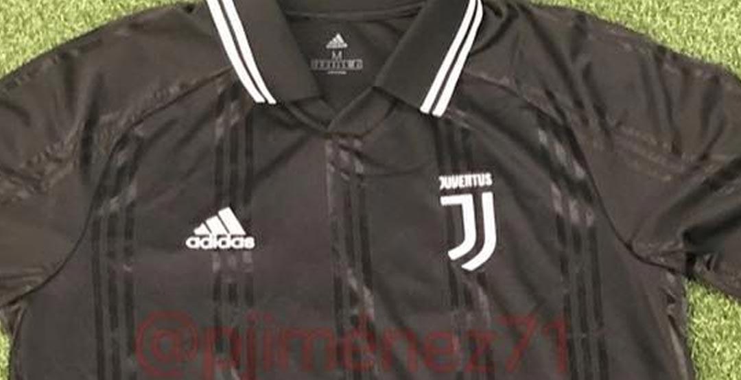 super popular d0f93 80ff3 Classy Adidas Juventus 2019-20 Icon Retro Jersey Leaked ...