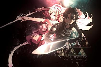 15 Anime Mirip SAO (Sword Art Online) berdasarkan Genre Fantasy/Action