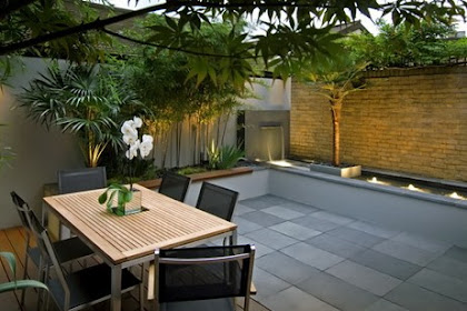This Minimalist House Terrace  Design, Read Article