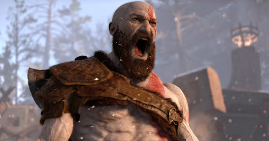 God of War: Christopher Judge Is The New Voice of Kratos  |TheZonegamer