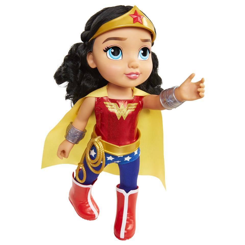 Wonder Woman Accessories For Toddlers