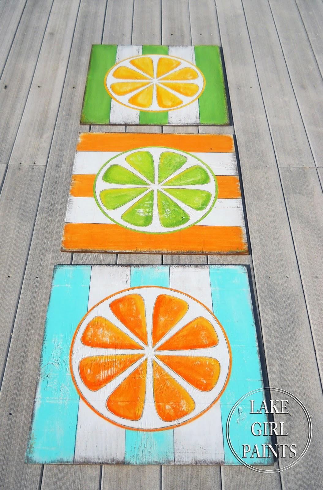 Colors House Lake Paint