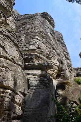 Hruboskalsko- formy skalne