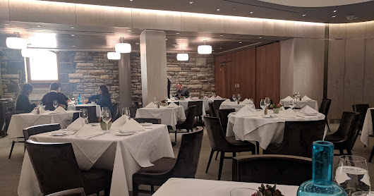 Eating up the Hill: Lunching at the new West Block Parliamentary Dining Room