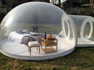 What They Said about Inflatable Bubble Tent House