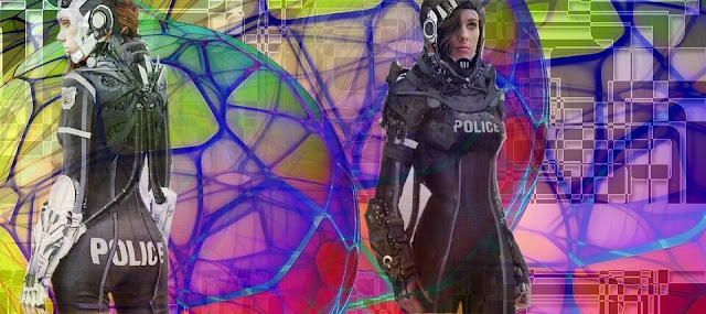 police color women