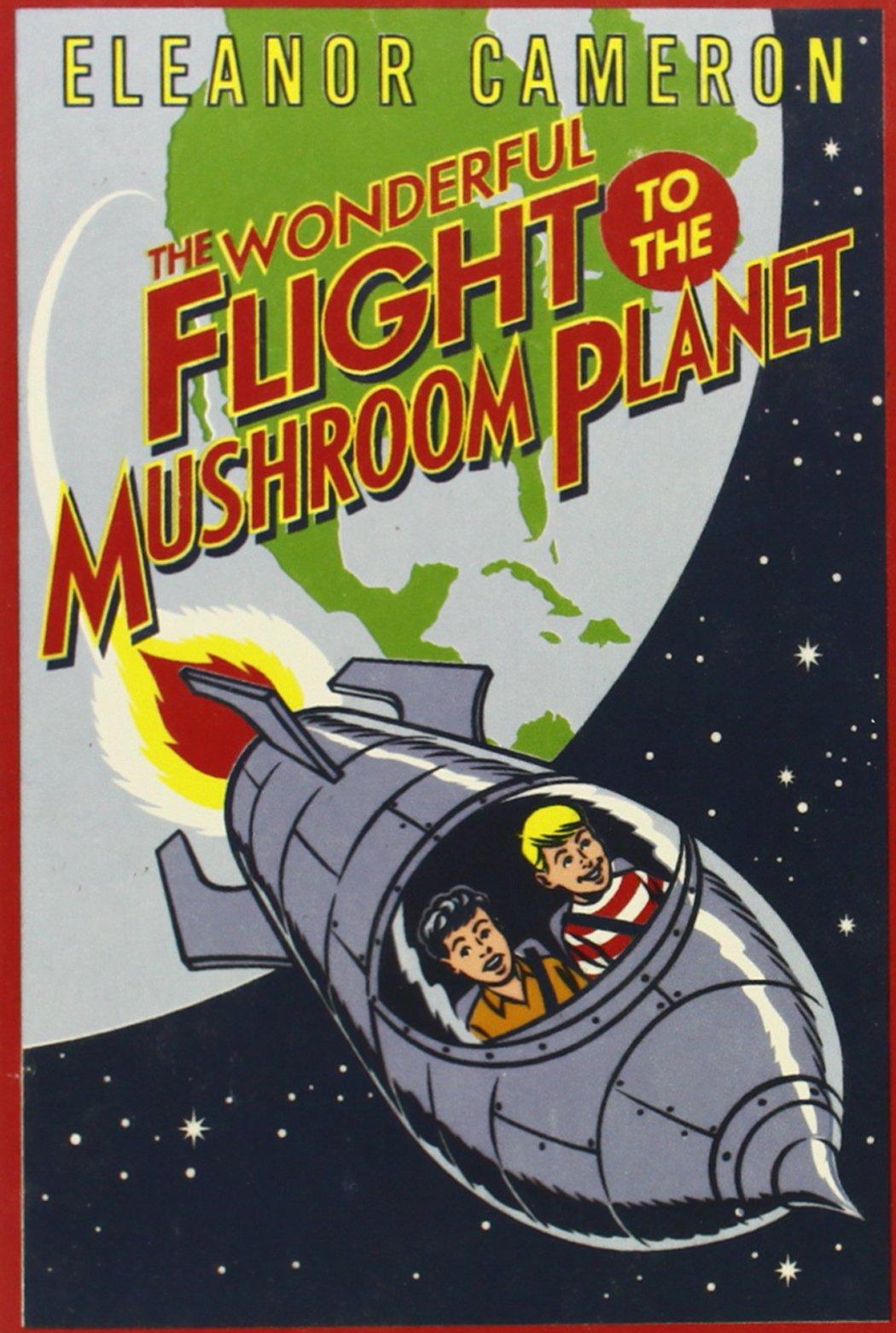 Mporcius Fiction Log The Wonderful Flight To The Mushroom
