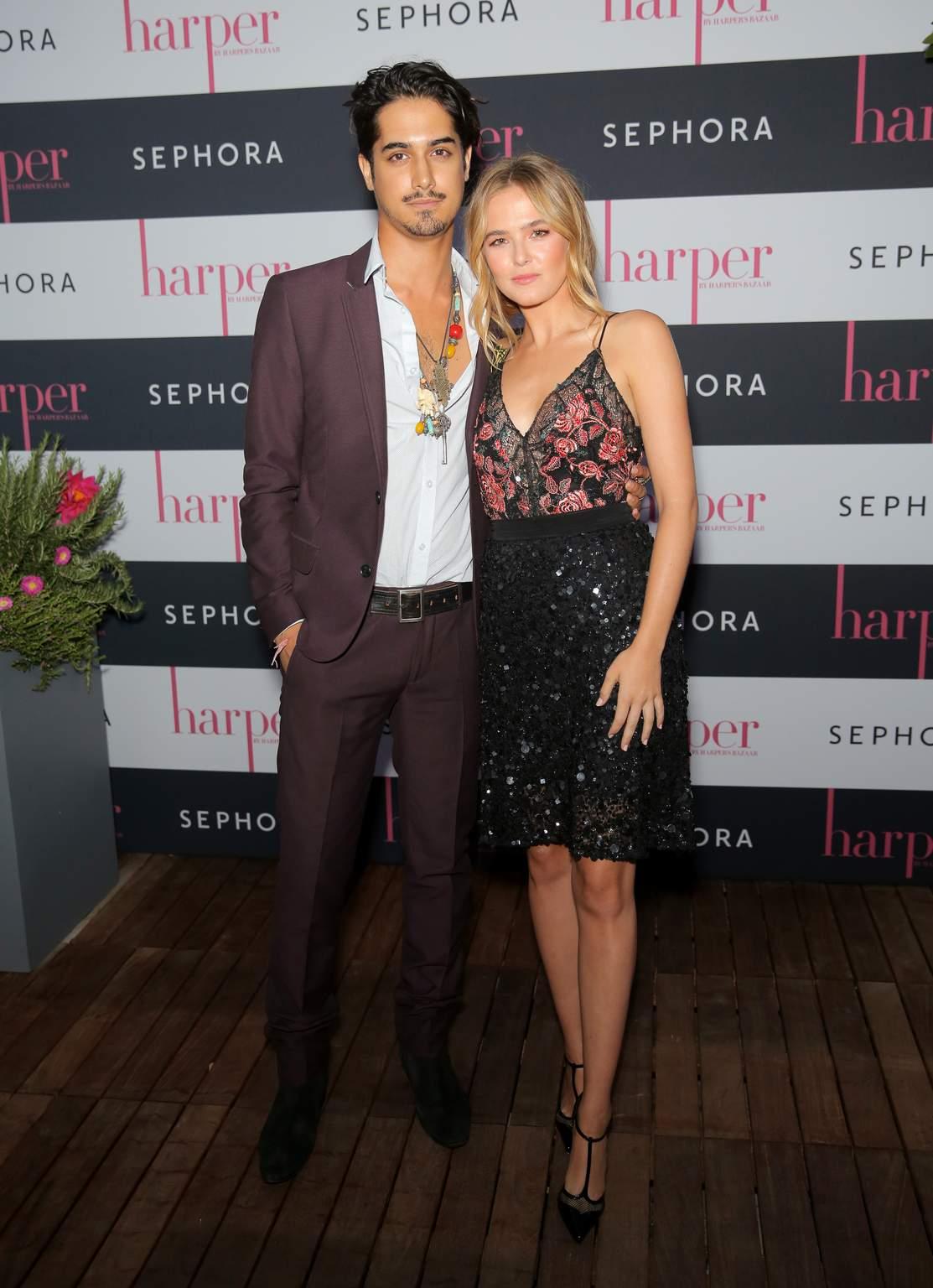 Zoey Deutch HQ Photos in Harper's Bazaar September Issue Party