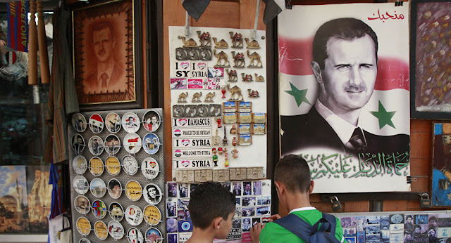 Partido Baath de Assad vence as legislativas na Síria