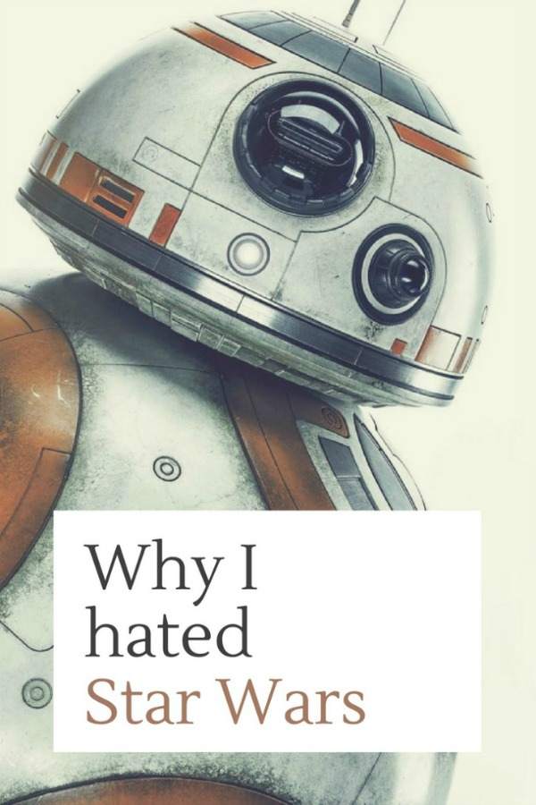 i hate star wars