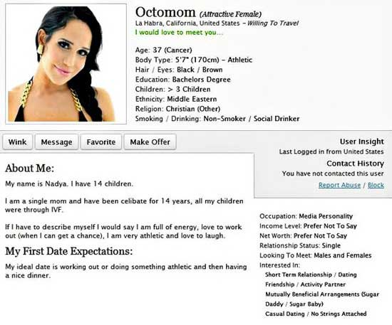 Good personal profile examples for dating sites