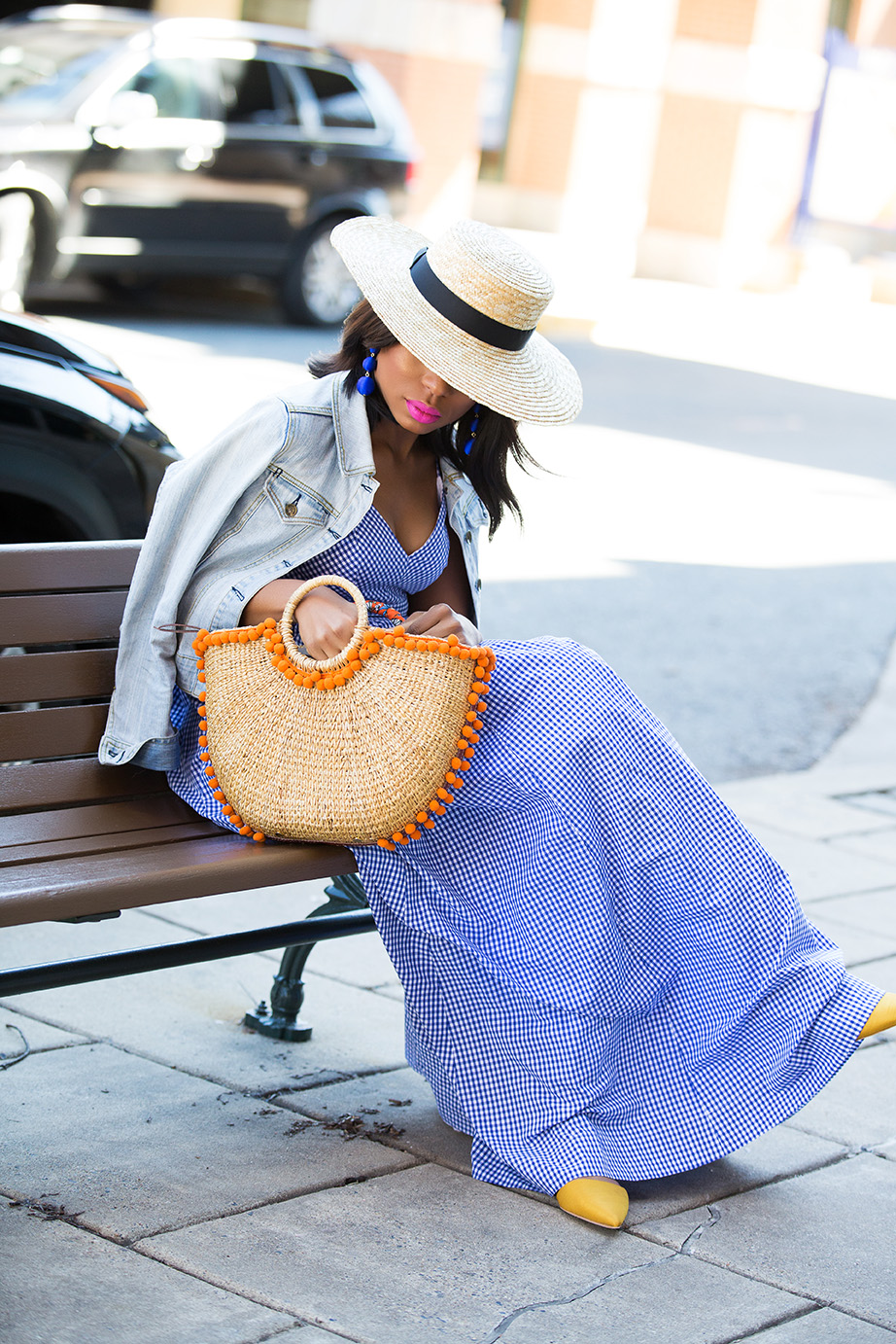 how to wear gingham, www.jadore-fashion.com