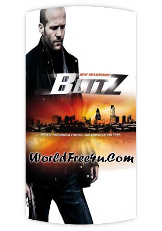 Poster Of Blitz 2011 In Hindi Bluray 720P Free Download