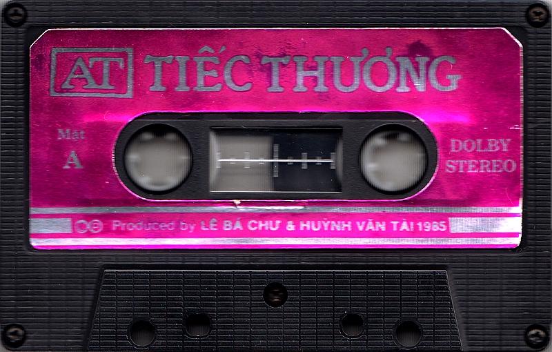Tape Anh Tài 1 - Tiếc Thương (WAV)