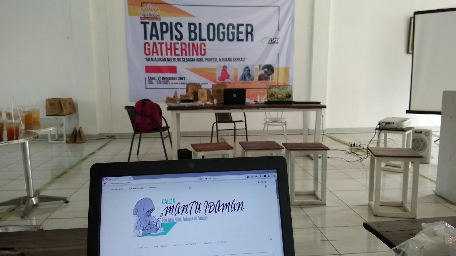 tapis blogger gathering
