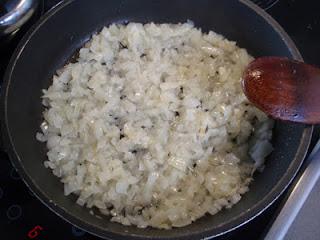 Cebolla pochada