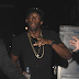 Usain Bolt surrounded by crowds of scantily-clad women in London nightclub as he continues Bday celebration