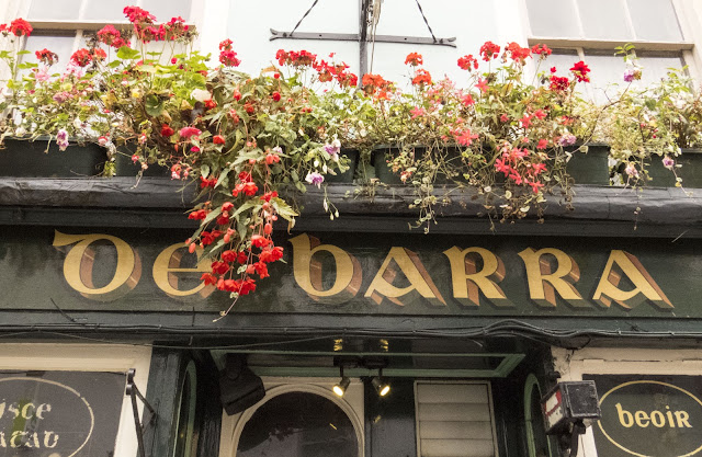 De Barra's Folk Club in the West Cork Town of Clonakilty