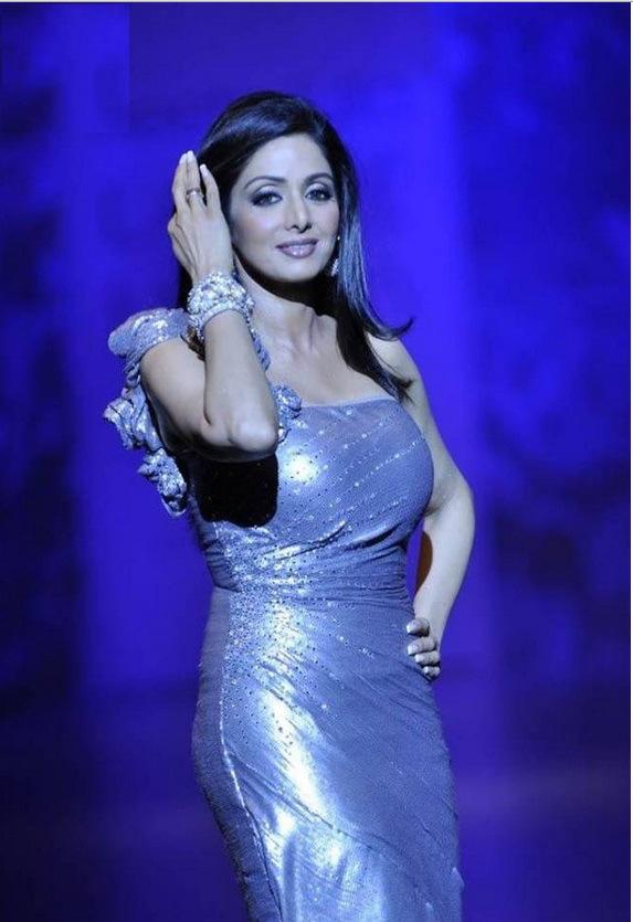 Bollywood Actress Sridevi Hot Images Hd Wallpapers -9584