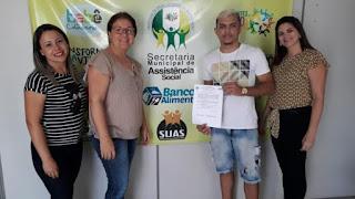 Jogo beneficente arrecada gêneros alimentícios para banco de alimentos de Picuí