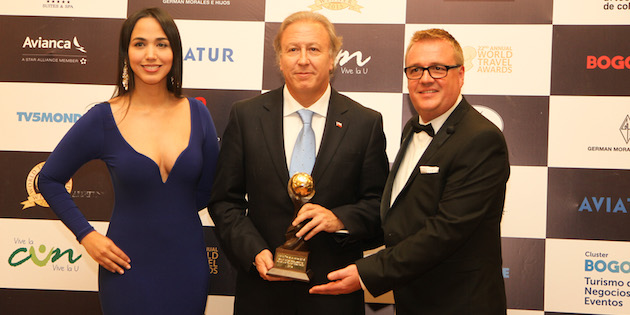 Premiación World Travel Awards, Oscar de Turismo